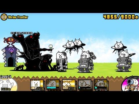 The Battle Cats - Robocat (Tin Cat's True Form) released on v5 6
