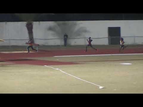 T-Bird flyers 2019 under 17 boys 400 m heat1