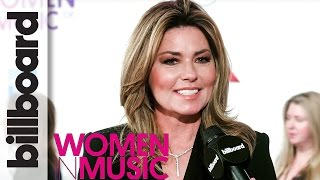 "Shania Twain on Her Success ""I Didn't Even Know What Diamond Was"" 