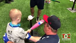 TDC - D3 Baseball Camp Tim Tebow and the Binghamton Rumble Ponies