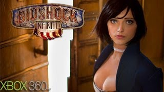 Bioshock Infinite Gameplay (XBOX 360 HD)