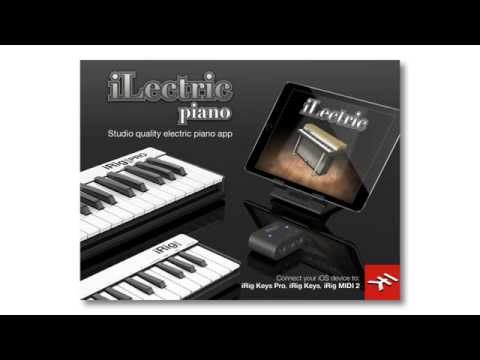 iGrand Piano & iLectric Piano Update - New sounds and features!
