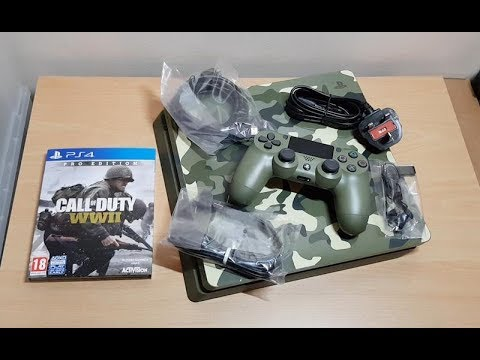 call of duty ww2 xbox one limited edition