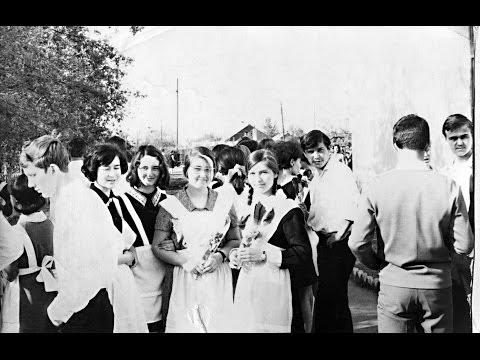 Одноклассники СШ 100 1971 г. Караганда.