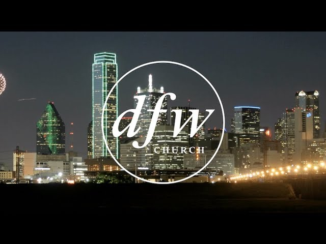 DFW Church   Welcome Video