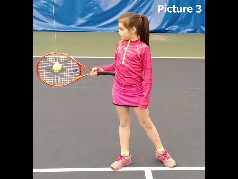 Hip the ball for Successful Tennis with Paul Prior