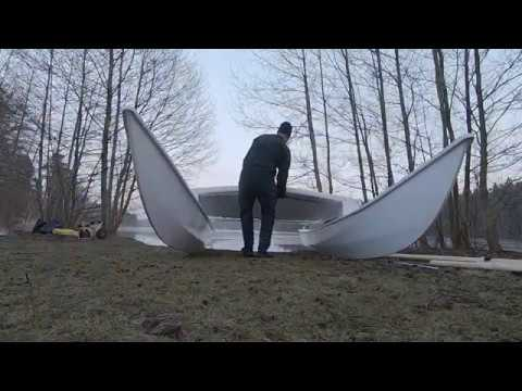 Launching the Hobby Kat, building a catamaran ep. 40 #76