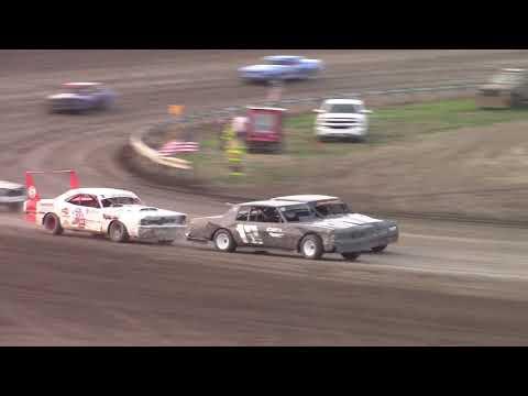 Dacotah Speedway Hobby Stock A-Main (8/10/18)