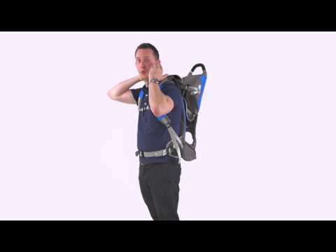 How To Fit The LittleLife Ranger Child Carrier