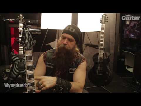 Me And My Guitar interview with Zakk Wylde: Wylde Audio