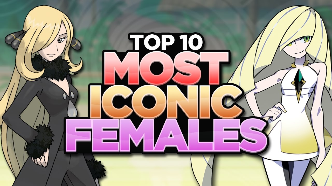 6 Foot Anime Characters : Top iconic female characters in pok�mon ft