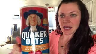 Weight Watchers freestyle Overnight oats!!