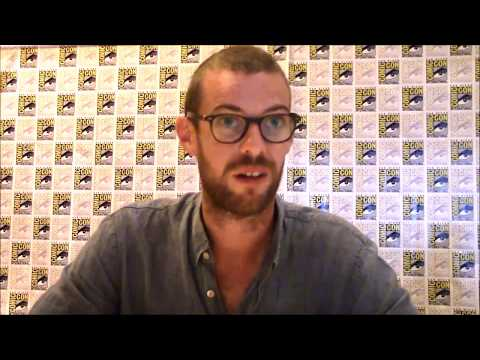 Mr. Mercedes  Harry Treadaway  Comic Con