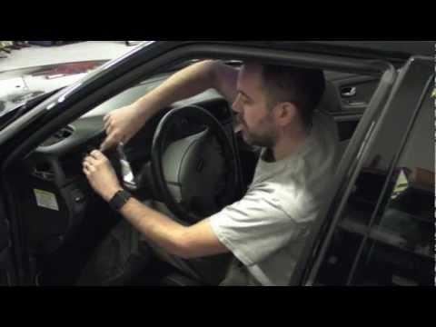IPD Volvo Dash Removal - S70 V70 C70