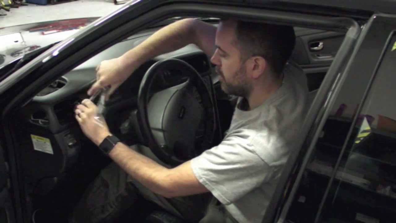 Ipd Volvo Dash Removal S70 V70 C70 Youtube