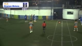 Golazo de Andrés Mora - DLG 2 - Braman Motors 3