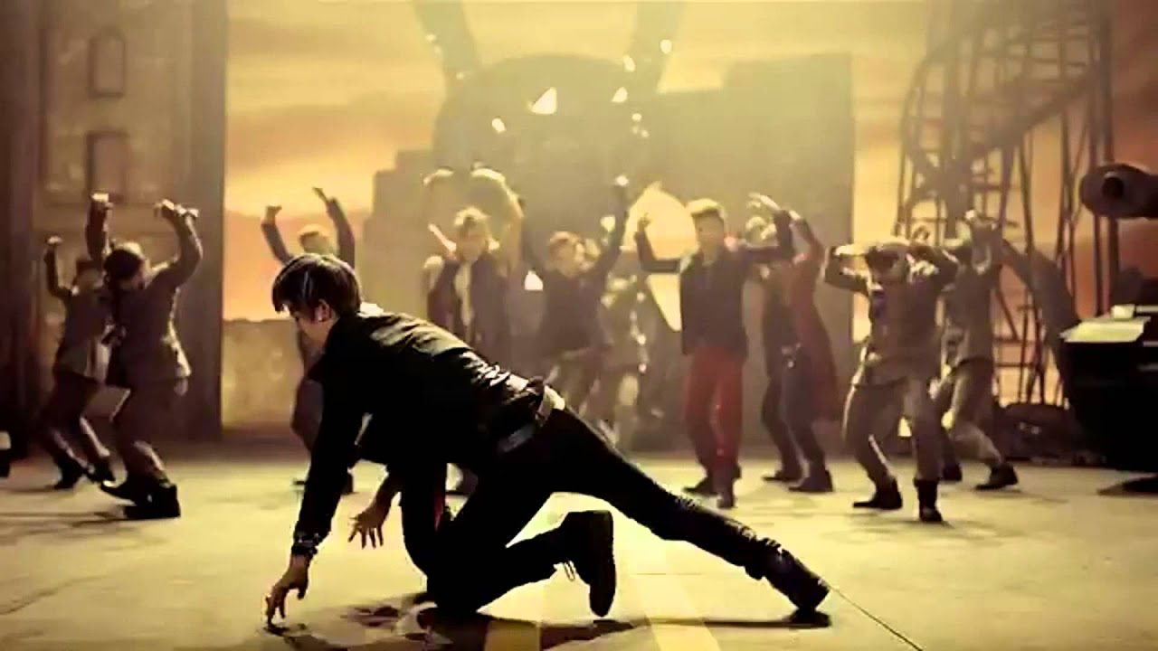 B.A.P. One Shot Zelo Dance For 10 Minutes - YouTube
