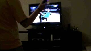 ps move table tennis