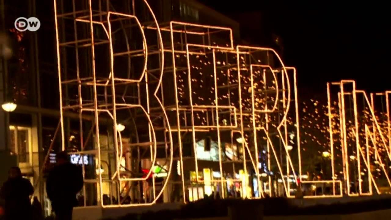 Weihnachtsbeleuchtung Berlin.Die Weihnachtsbeleuchtung In Berlin Euromaxx