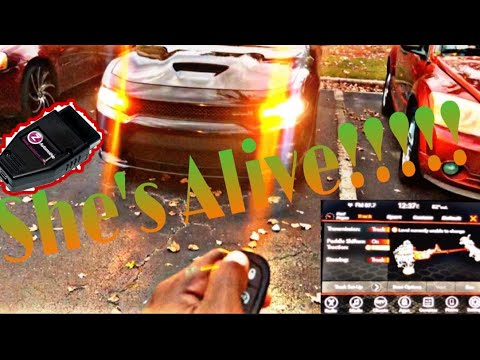 How To Install And Program Z Automotive Tazeer for Scatpack Charger/Challenger!!