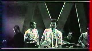 Мегаполис - Рождественский романс (клип, 1989 год)