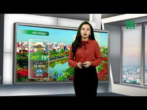 Thời tiết đô thị 23/12/2019: TP Hải Phòng sương mù dày gây khó khăn các hoạt động hàng ngày| VTC14