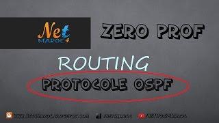 Le Protocole OSPF Selection de DR BDR #CCNAv5#Darija