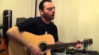 The World I Know / Collective Soul / Cover / J Gramza / Lyrics Below / Acoustic