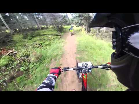 LEMONADE Trail - Angel Fire Bike Park Gravity Games weekend 2015
