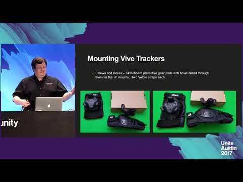 Unite Austin 2017 - Next-gen VR Avatar Control in Unity