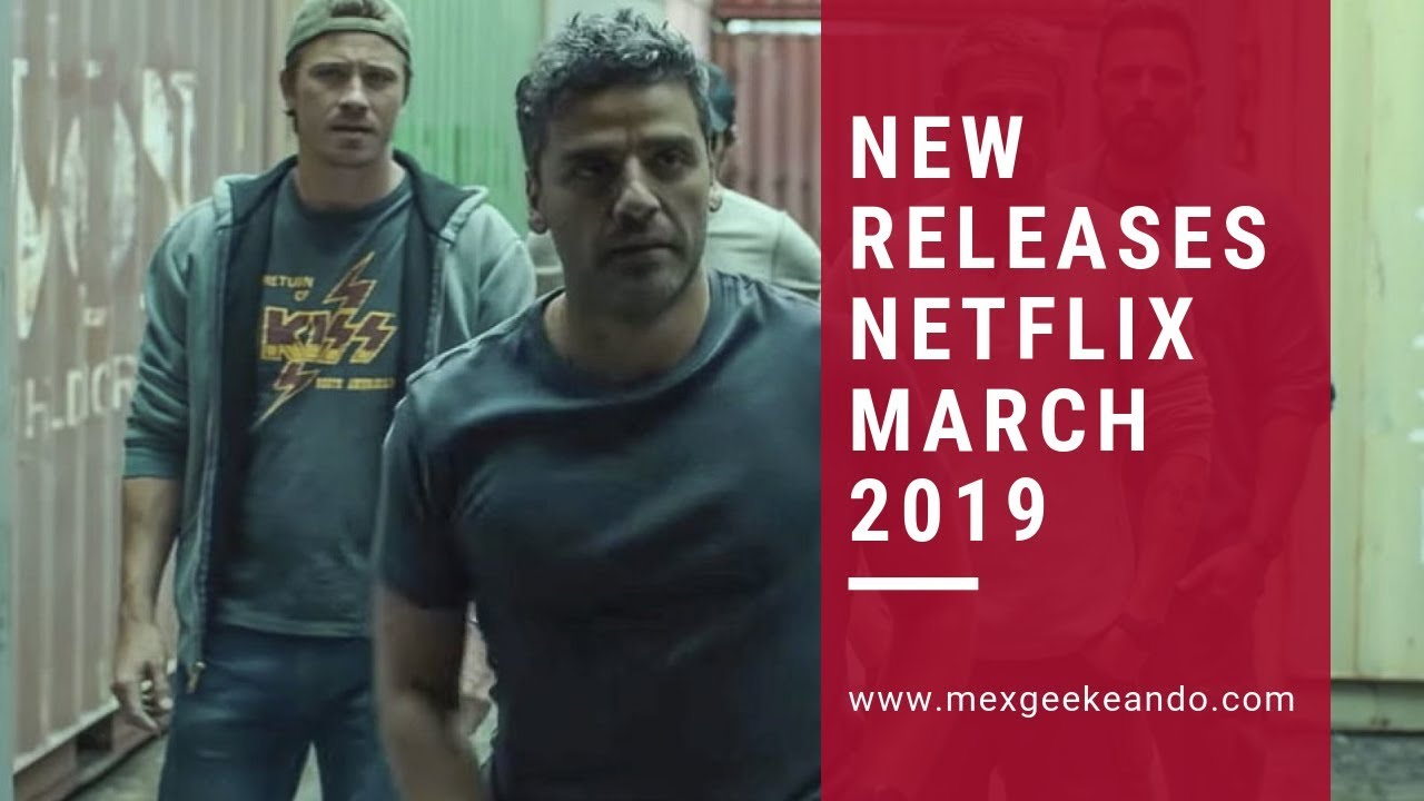 new on netflix march 2019