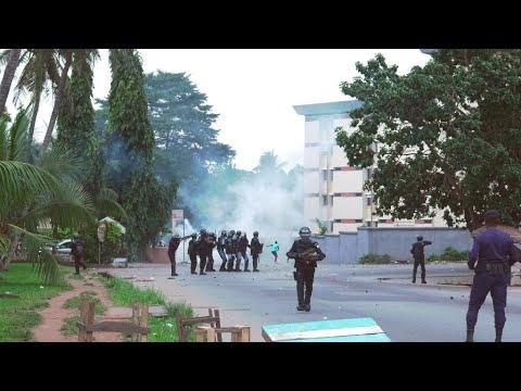 Côte d'Ivoire : nouveaux affrontements entre étudiants et policiers à Abidjan