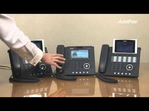 AddPac IP Phone interworking Asterisk PBX