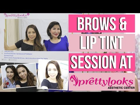 PERMANENT BROWS & LIP TINT by PRETTY LOOKS