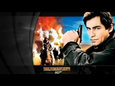 Totally...James Bond - The Living Daylights (Instrumental)