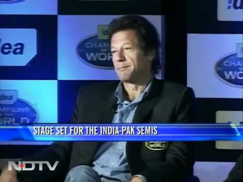 Imran, Kapil on India Vs Pak