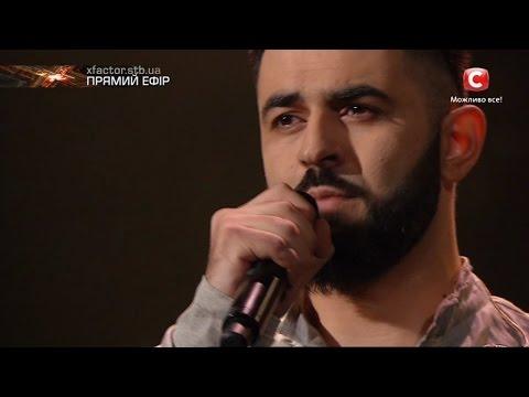Севак Ханагян - Исповедь(Николай Носков) | ФИНАЛ «Х-фактор-7» (17.12.2016)