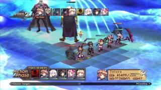 Record of Agarest War Zero - Easy God Capture Strategy