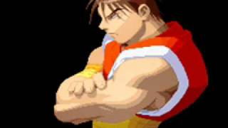 Street Fighter Alpha 2 Guy Theme