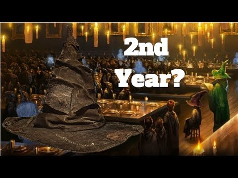Would It Be Better If Hogwarts Students Are Sorted In Second Year Instead?