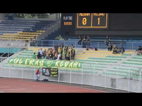 Ultras Kedah - Kuala Lumpur vs Kedah 5 Julai 2013 (FAM bangsat)