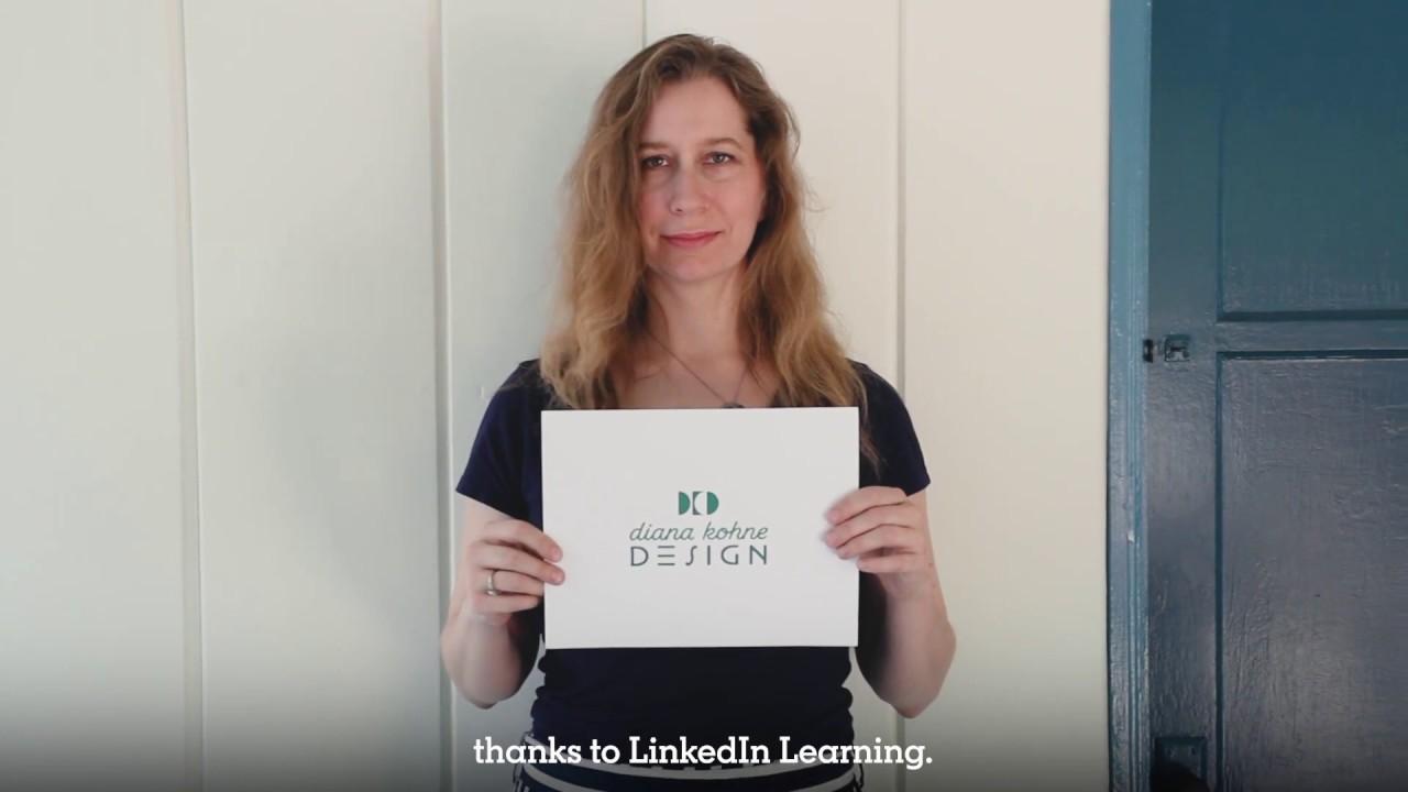 Diana Kohne's Story | LinkedIn Learning