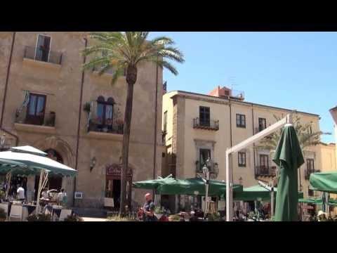 Cefalù , Sicily, may 2013