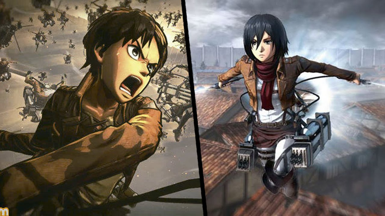 Attack on Titan on PS4 | Official PlayStation™Store US