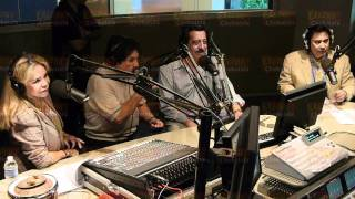 El Cucuy, Pepe Barreto, Humberto Luna y Martha Shalhoub en el Show de Erazno y La Chokolata  PART 1