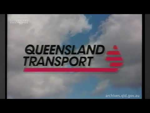 History Of Toll Roads In Queensland Infomercial (1999) Betacam - Queensland Transport