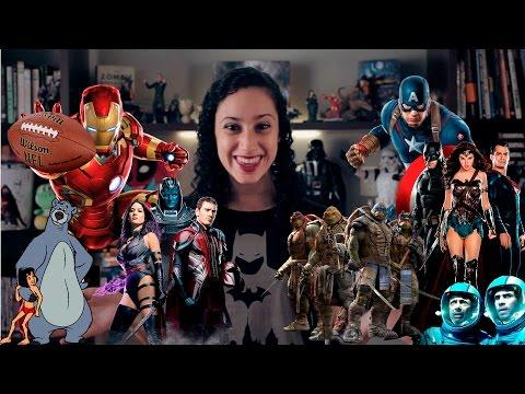 Super Bowl: Marvel, DC, Tortugas Ninjas, Independence Day y El libro de la Selva