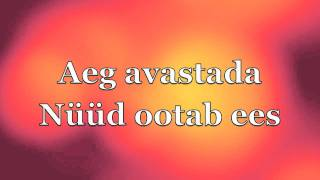 Getter Jaani - Valged Ööd