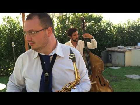 VG Musica Eventi - iReal Jazz Quartet - Aperitivo Matrimonio - 1 Luglio 2017