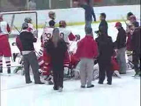 BU students Win 2007 Club Hockey Beanpot